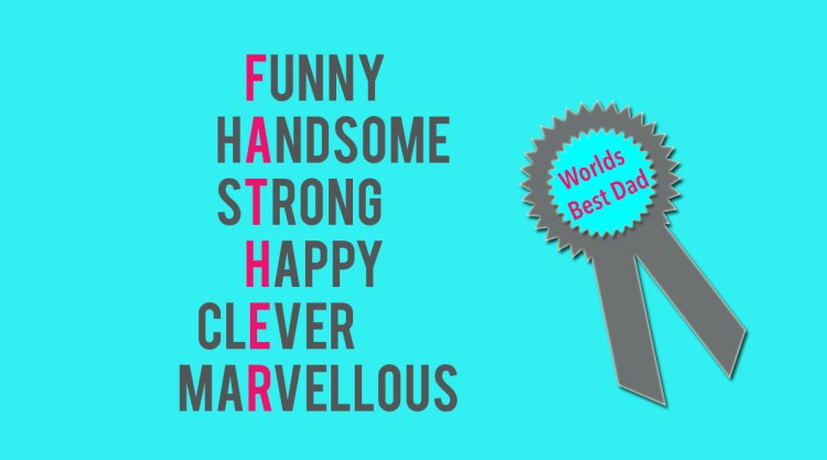 Funny Handsome strong Happy Clever Marvellous