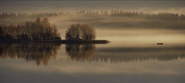 Early Autumn Morning
