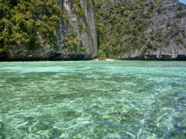 Like emerald glass... (Thailand)