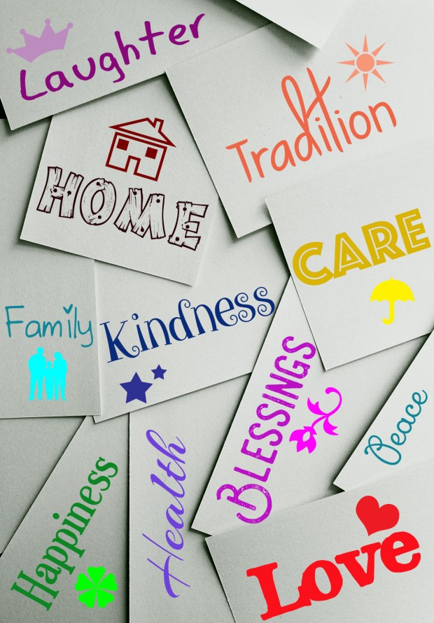 home, laughter, happiness, kindness, tradition, love, care