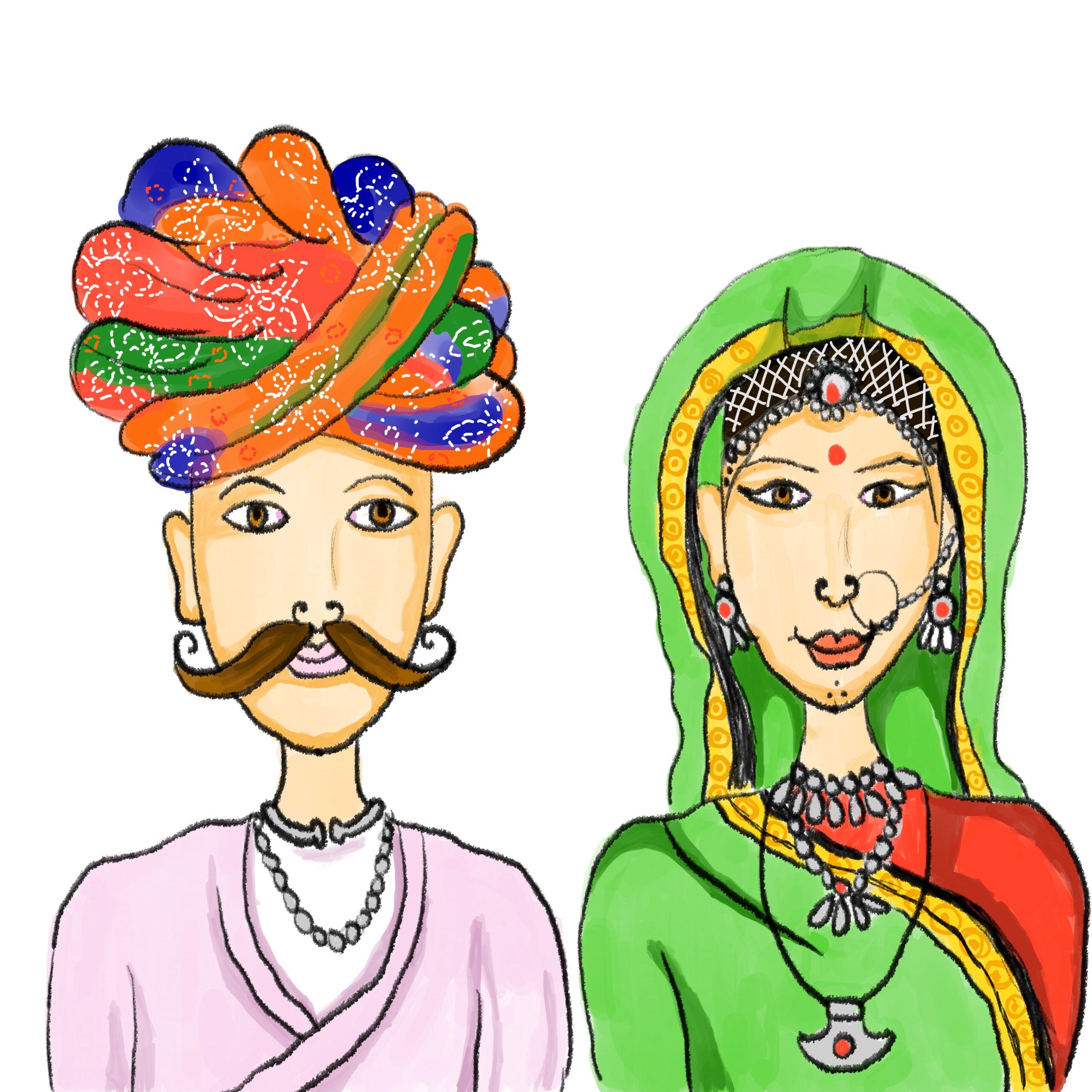 Traditional Jaipur video