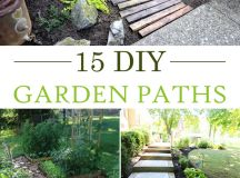 15 Creative DIY Garden Path Ideas