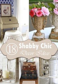 Diy Country Chic Home Decor | Decoratingspecial.com