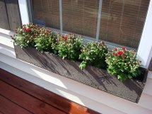 Gorgeous Diy Window Box Planters