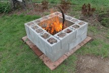 Creative Ways Concrete Blocks In Home And
