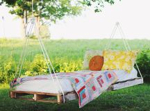 15 Insanely Cool DIY Backyard Furniture Projects