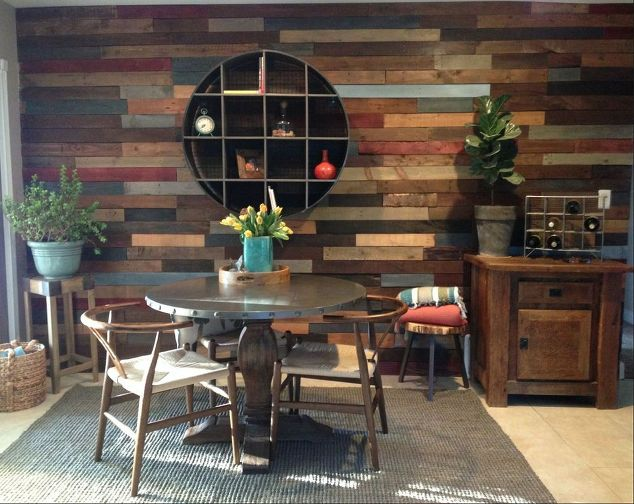 15 Spectacular DIY Projects Using Reclaimed Wood