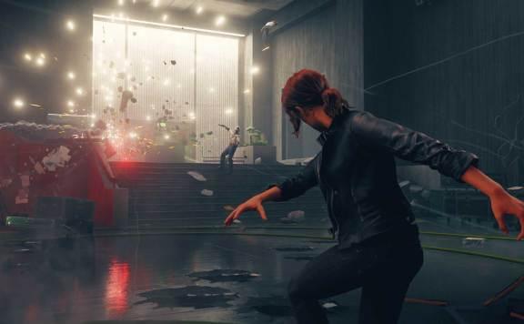 Control Gamescom 2019