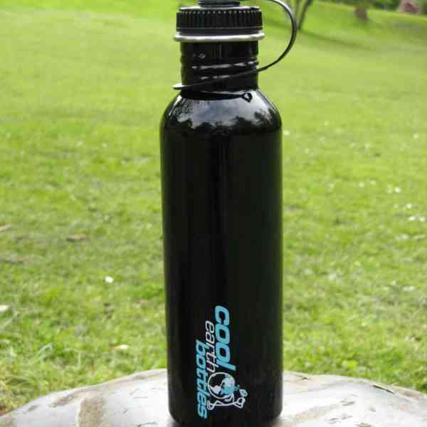 800ml Bpa free steel water bottle