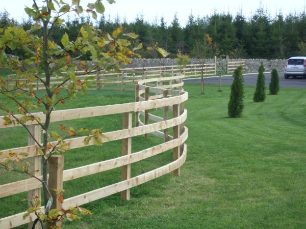 Fencing Coole & Timber Mantels