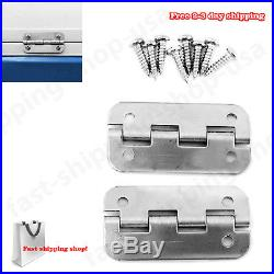 Igloo Stainless Steel Replacement Cooler Hinges S Parts Kit Latch Ice Chest