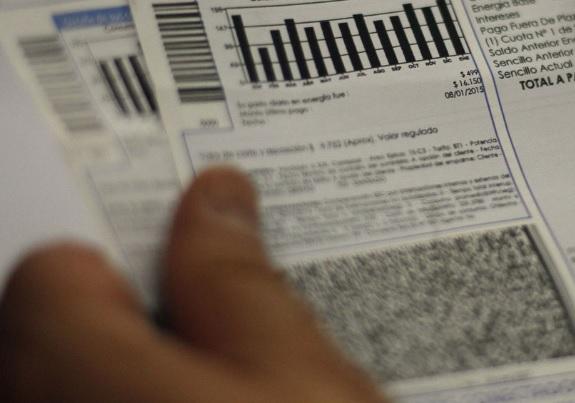 Piden al gobierno postergar pago de cuentas de servicios básicos mientras dure cuarentena
