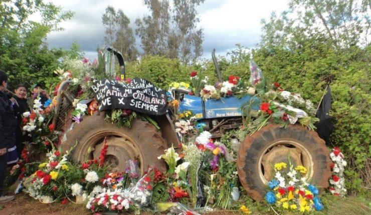 Postergan juicio por muerte de Catrillanca