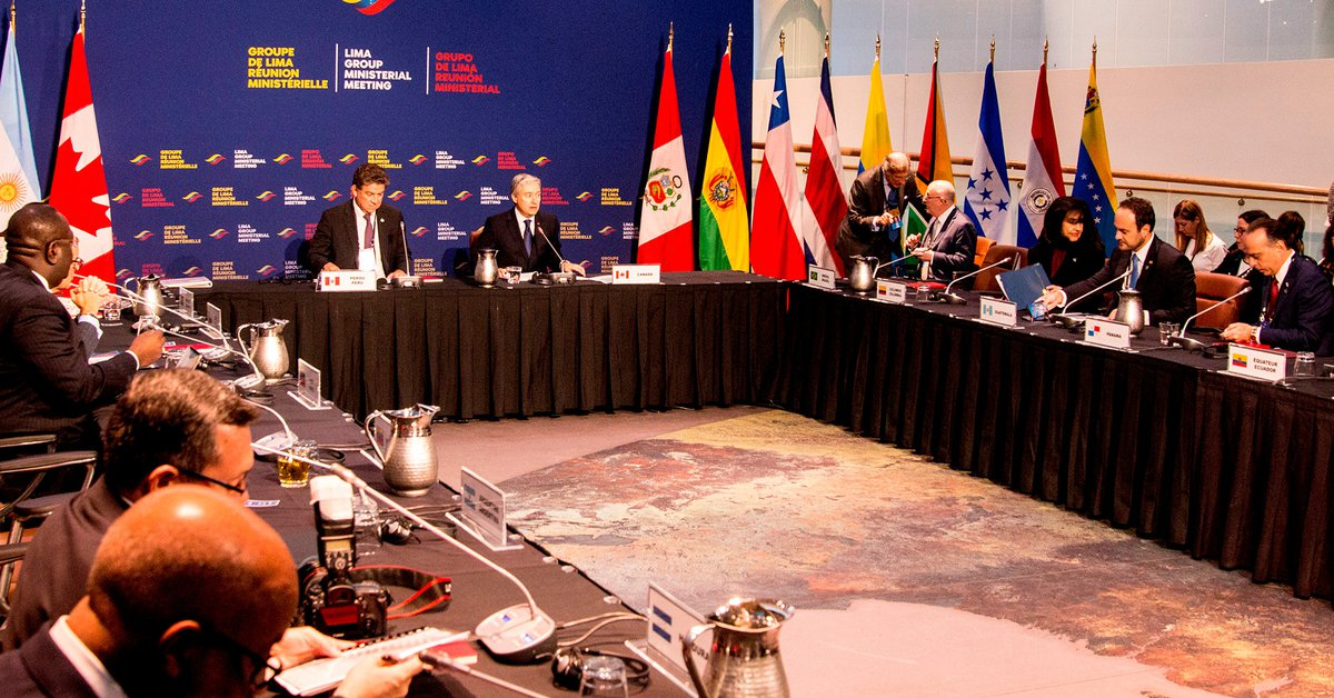 Argentina se retira del Grupo de Lima, ¿Habrá consecuencias diplomáticas para Chile?