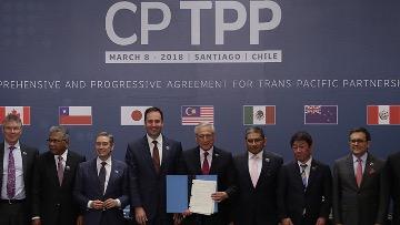 Por cuarta vez el gobierno intenta que el Congreso apruebe el TPP-11
