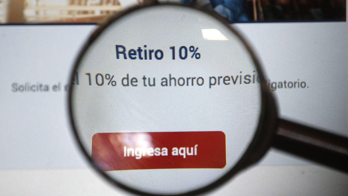 Tercer retiro del 10%: sus impulsores, detractores y opciones