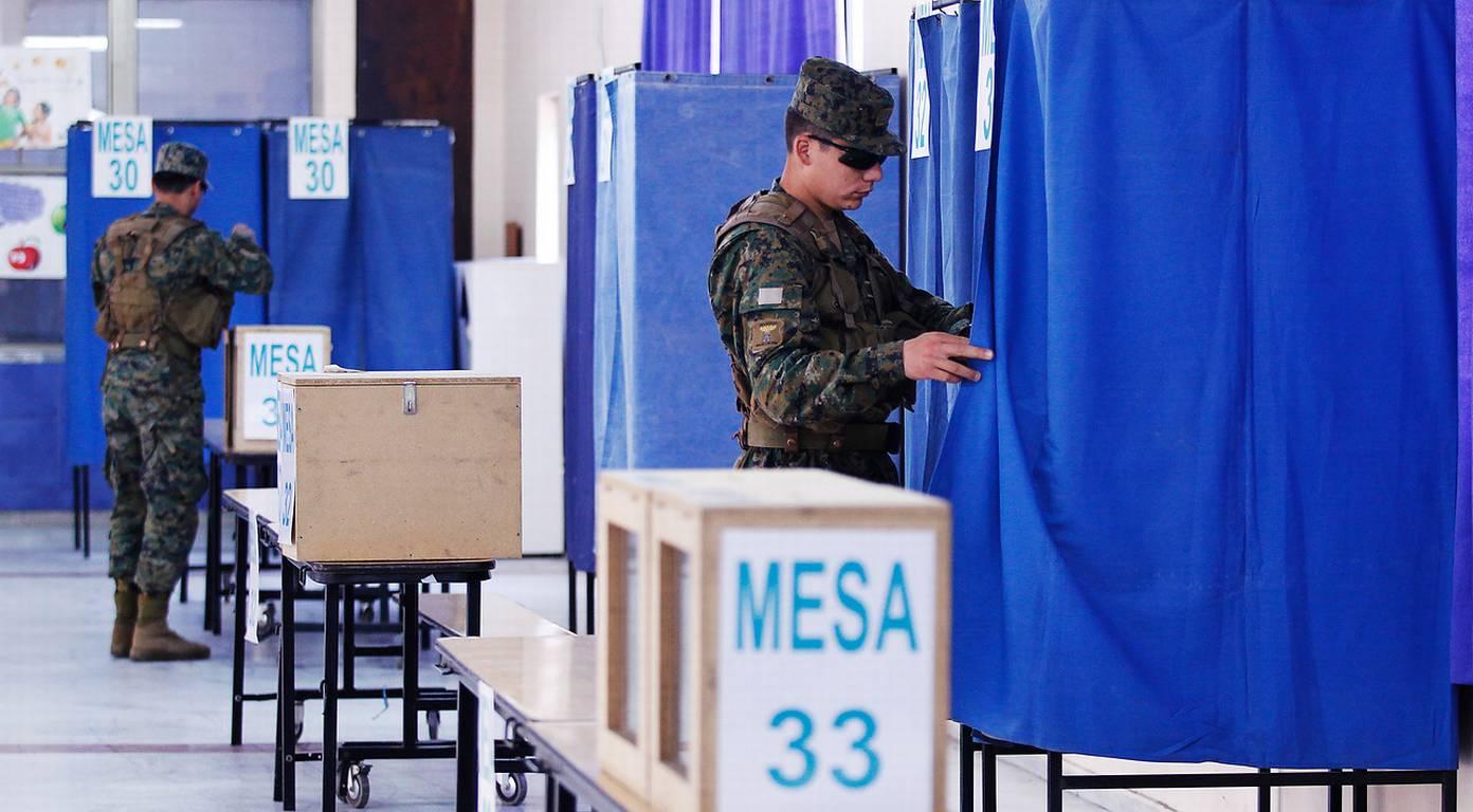¿Cómo funcionará el fin de semana electoral?