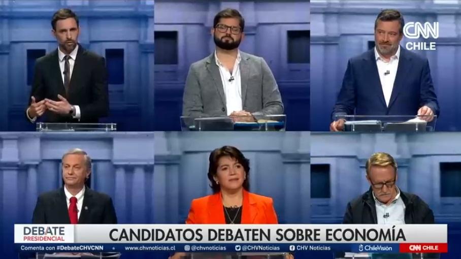 El primer debate presidencial, de la A a la Z