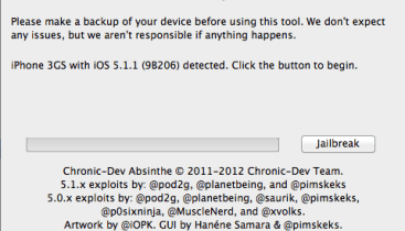 How to Jailbreak iPhone4 3GS on iOS6 with redsn0w | List of basebands