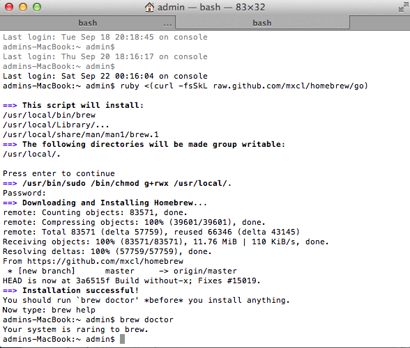homebrew-osx-install-mountain-lion