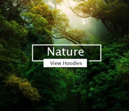 Coolest Nature Hoodies