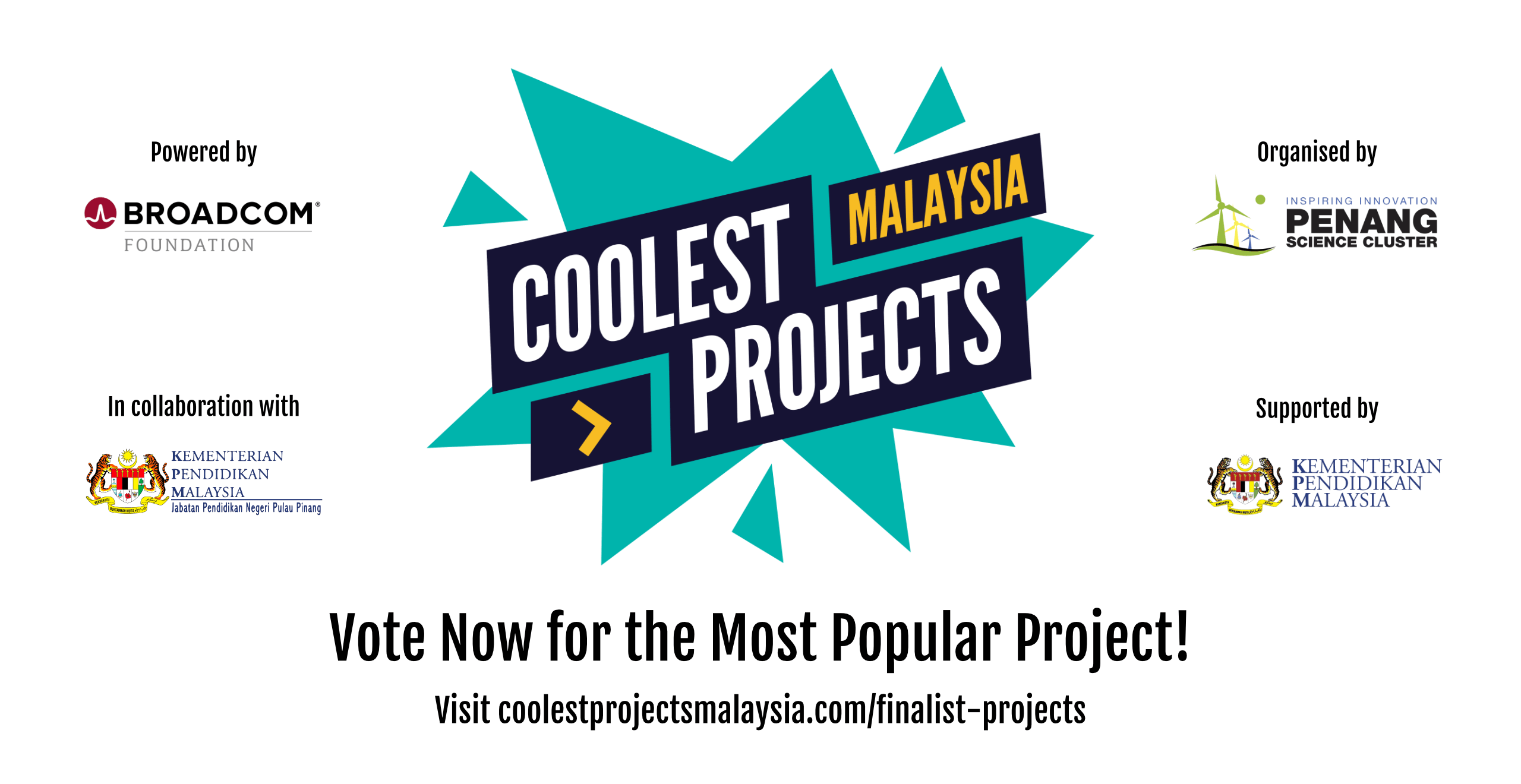Coolest Projects Finalist