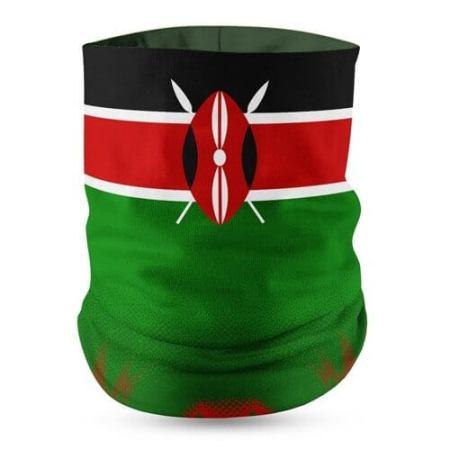 Kenya Flag-2