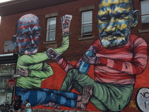 Montreal Graffit