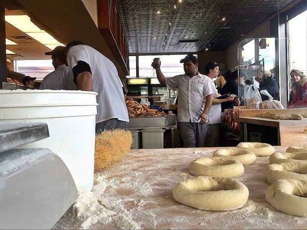 Kettleman's bagels