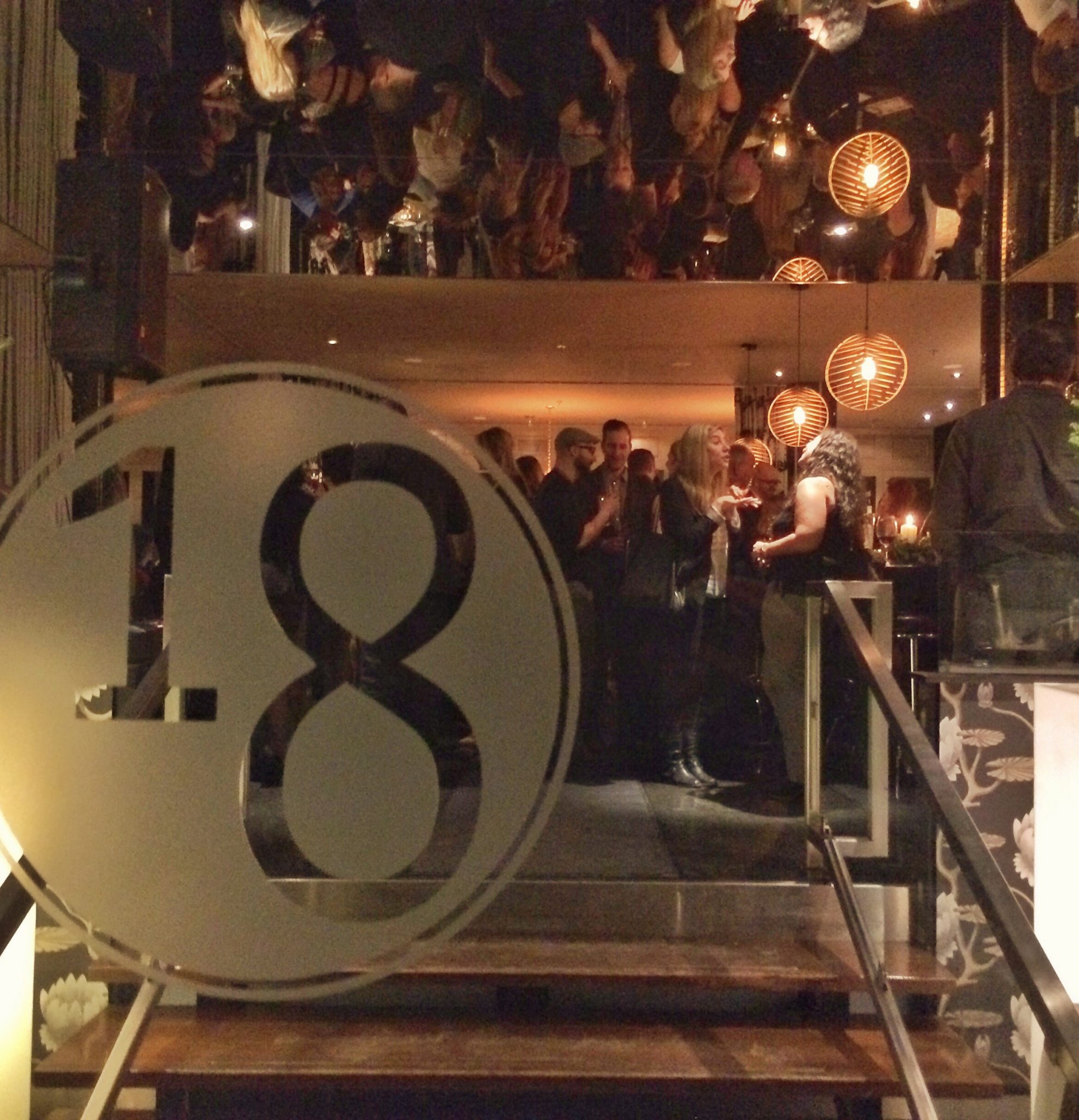 Restaurant Review: Restaurant 18