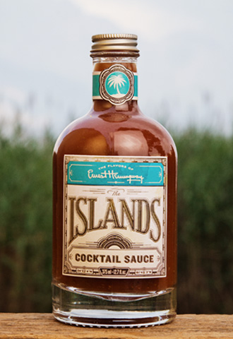 Ernest Hemingway cocktail sauce the-islands