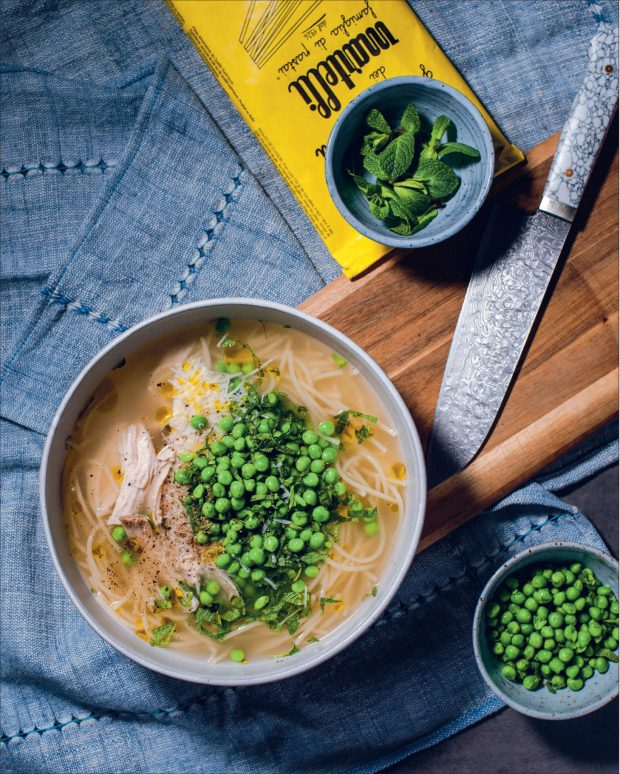 MontrealCooks_Best Chicken Noodle Soup