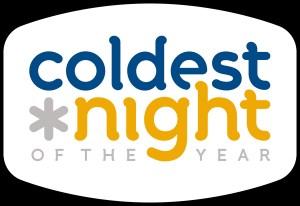 Coldest Night Logo (Badge) Color Pantones - AICC
