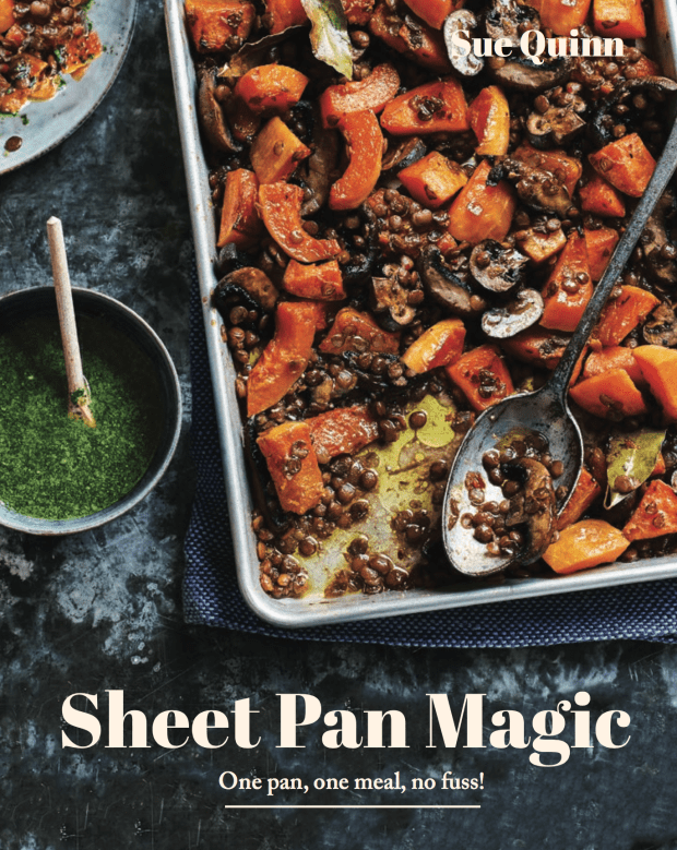 Sheet Pan Magic, Sue Quinn