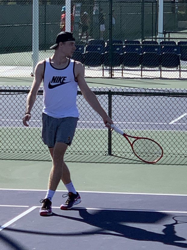 Denis Shapavolov - Indian Wells 2019