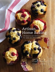 Artisan Home Baking by Julian Day, with recipes from Meg Rivers.