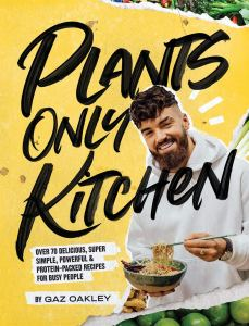 Plants only kitchen by Gaz Oakley