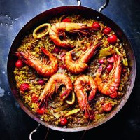 Seafood, Coconut & Ginger Spiced Rice