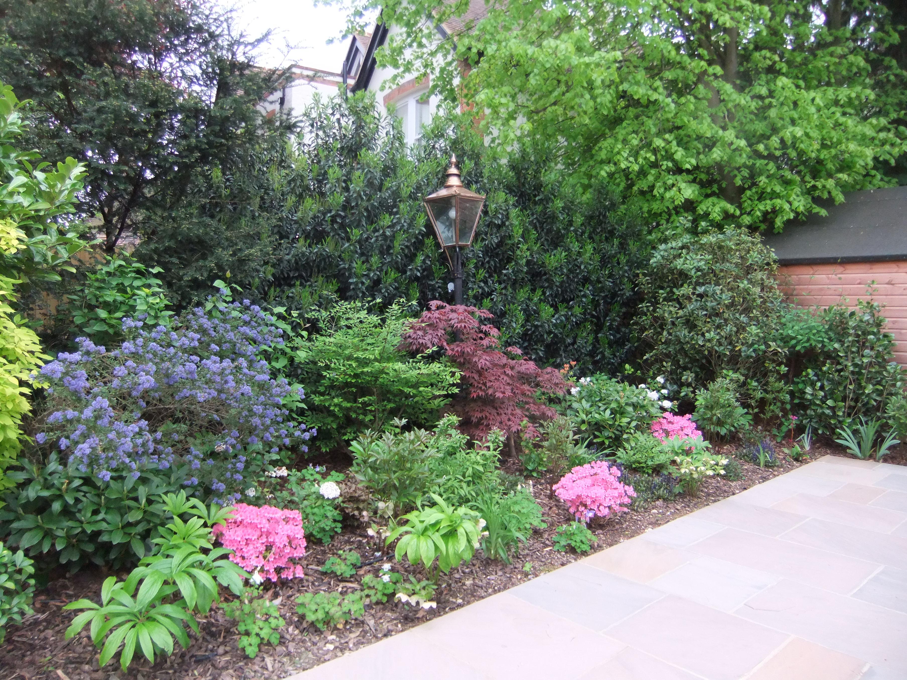 Low Maintenance Garden Design In Gerrards Cross