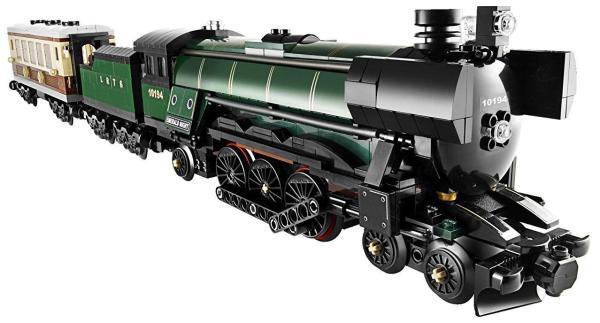 polar express lego train set # 36