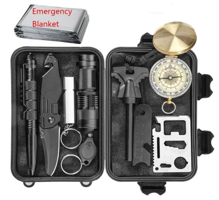 CHANGKU Emergency Survival Kit