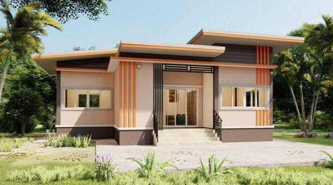 3 Bedroom Bungalow House Plan Cool House Concepts