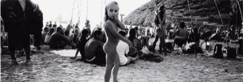 Hippy beach