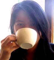 Carol Tea Cup