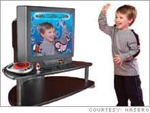 Ion Kid Hasbro Console