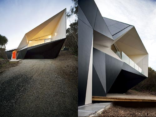 Mcbride Charles Ryan Architects Klein Bottle House Cool Hunting - Klein-bottle-house-by-mcbride-charles-ryan