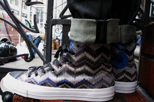 Moviente Desnudo heroína  Fall 2011 Missoni for Converse Chuck Taylor All Star – COOL HUNTING®