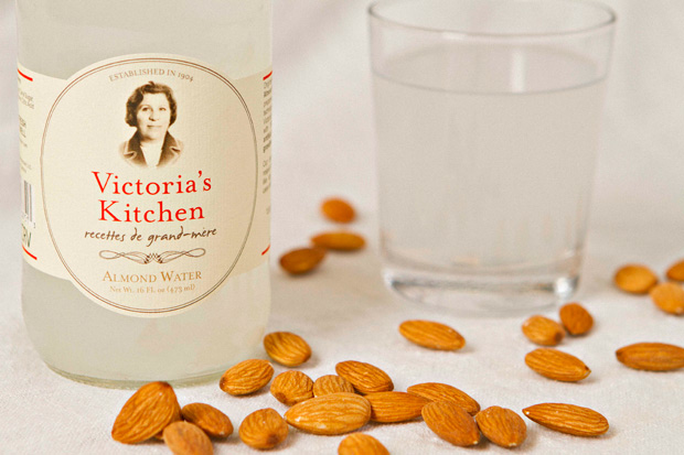almond waterjpg - Victorias Kitchen Almond Water