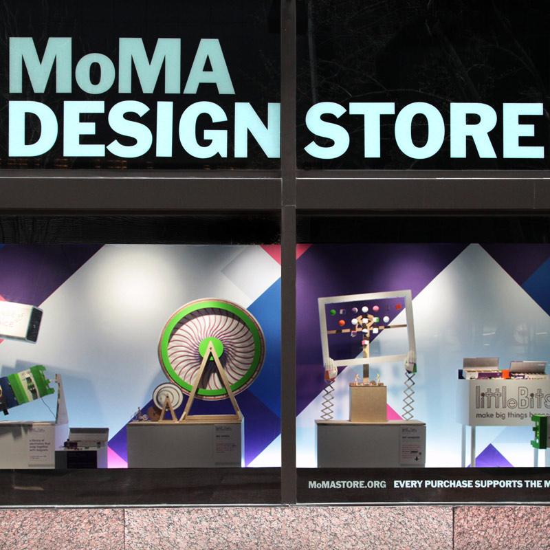 LittleBits At MoMA Design Store