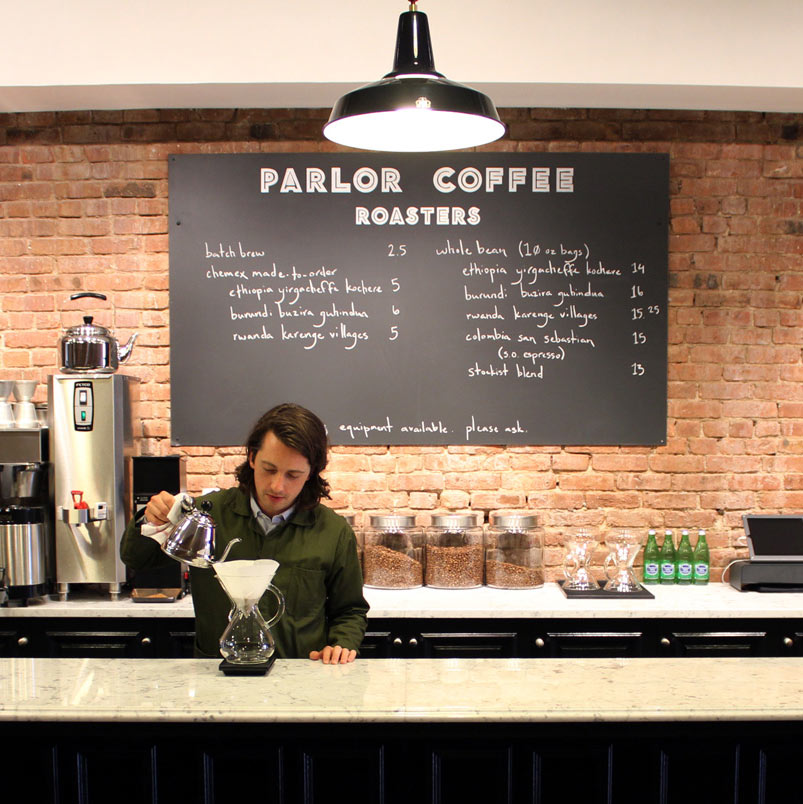 Parlor Coffee Roastery And Tasting Room Cool Hunting